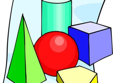 Геометријски облици – први разред