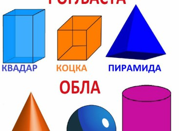 Запремина квадра и коцке
