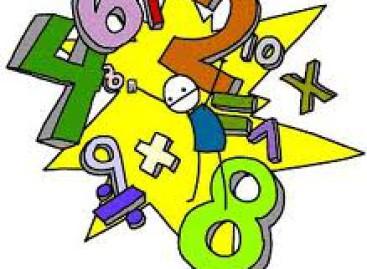 Јесењи календар – бојанка (математика)