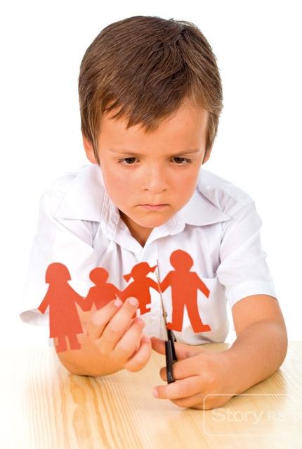 dete i razvod