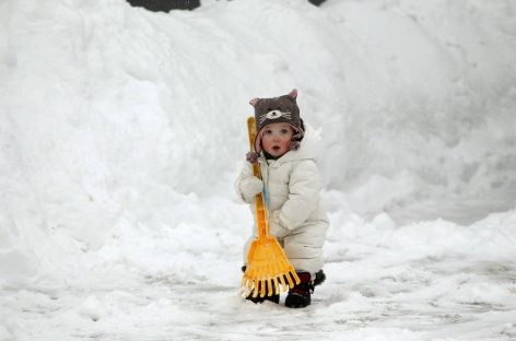 Trik iz Finske kako da obučete dete da mu ne bude hladno