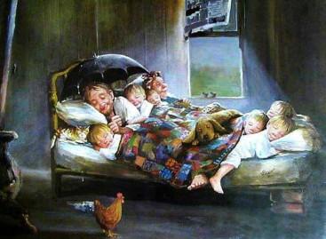 Савет баке која је имала једанаесторо деце