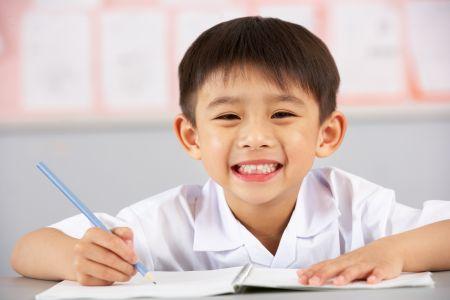 Pismeni zadaci u mlađim razredima osnovne škole - Zelena