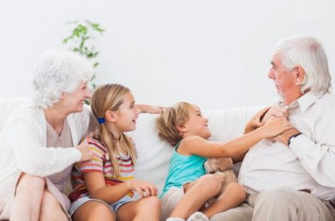 Проблеми који настају када дете одгајају и родитељи и баке и деке