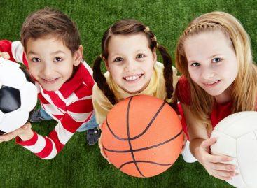 Од другог полугодишта корективне вежбе за све ученике млађих разреда. Обука учитеља од петка