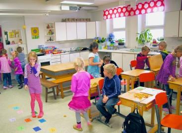 Шта Финска даје деци
