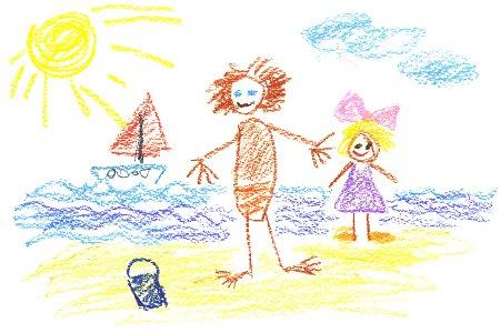 Crtež Kao Upozorenje Zelena Učionica