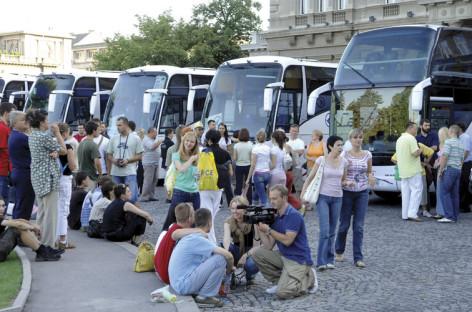 """У """"богатој"""" земљи је логично да екскурзије буду богата туристичка путовања"""