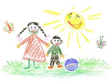 Психолошки значај цртежа / Фазе цртања