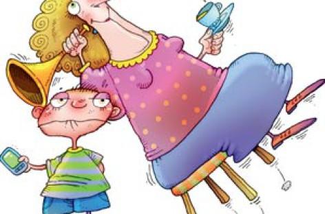 Буквар за родитеље: Чујем те и кад ћутиш