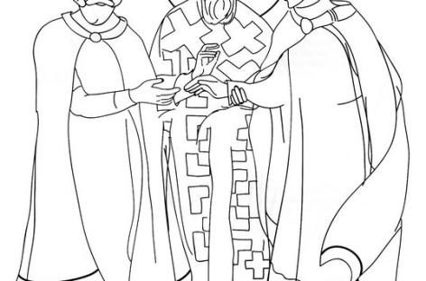Свети Сава и властелин -драмски текст