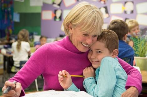 Kad učiteljica postane i majka i otac