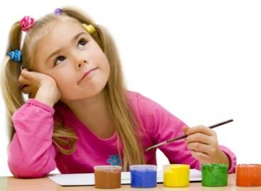 Matematika za predškolce: Razlika između lista papira i knjige