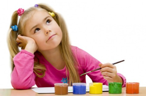 Математика за предшколце: Разлика између листа папира и књиге