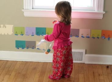 Kako da dete nauči slova na zabavan način