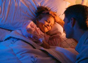 dete spavanje