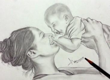 Лик моје мајке – писмени састав