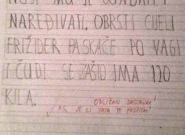 ХИТ САСТАВ: Овако је првак из Босне описао свог оца