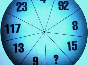 Који број недостаје?