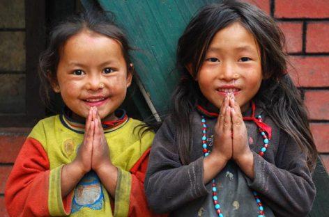 Како васпитавају децу на Тибету