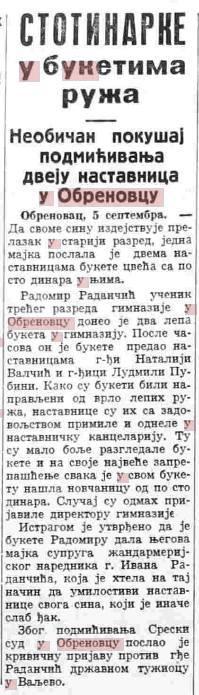 vreme 1937.