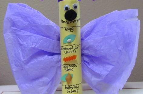3 начина да ролну истрошеног убруса претворите у сјајну играчку