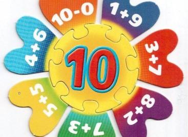 Множење бројевима од 1 до 5