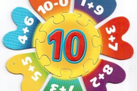 Množenje brojevima od 1 do 5