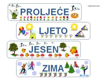 Како израдити месечни календар за децу