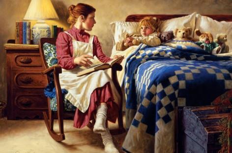 Зашто је важно да деци читате књиге без слика?