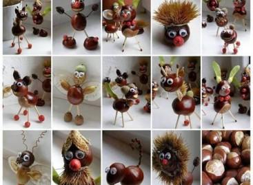 Креативне идеје уз јесење плодове
