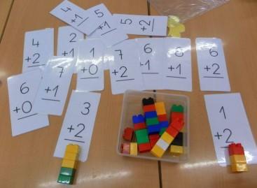 8 идеја за учење сабирања и одузимања