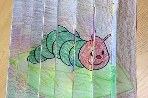 Како гусеница постаје лептир