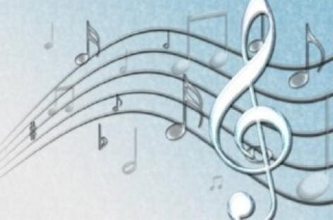 Записивање музике (музички знаци, ноте) – лествица