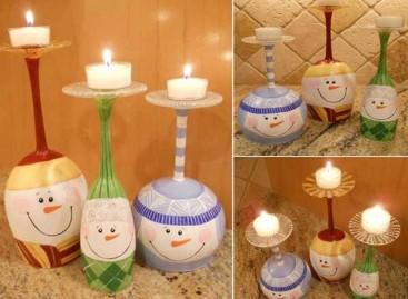 6 сјајних идеја за новогодишњу декорацију
