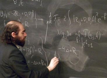 Најбољи живи математичар, Рус Григориј Перелман, пронашао је срећу која не зависи од новца