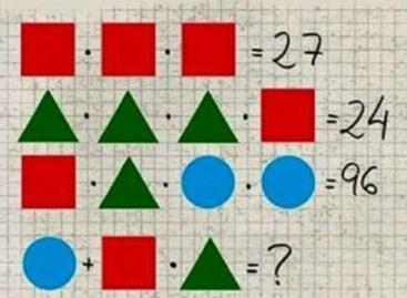 Можете ли открити решење ове математичке мозгалице?