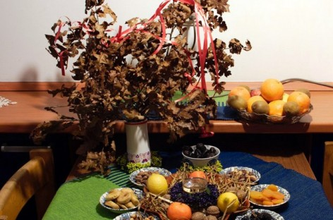 Обичаји за Бадњи дан и  Божић