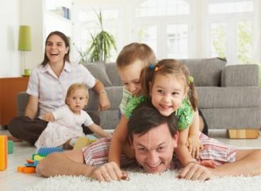 Život sa troje dece
