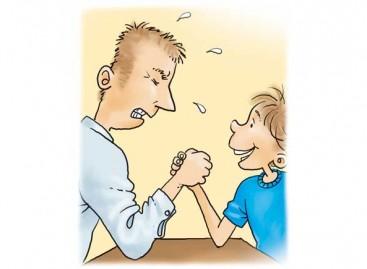 Превише моћан или премоћан родитељ штети детету