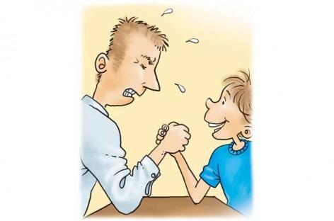 Родитељска моћ