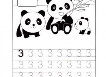 Brojevi – grafomotorika