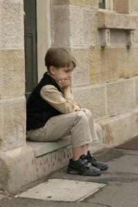 tužan-dete