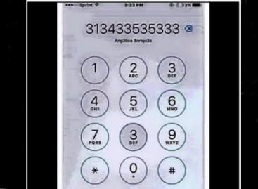 Изброј колико пута се цифра 3 појављује на слици!
