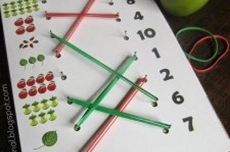 Maтематичке игре – ШАБЛОН