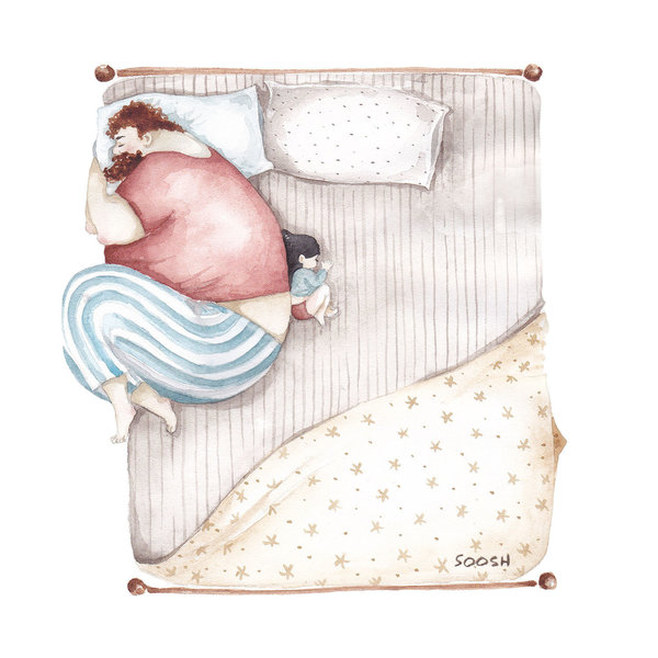 kako spavamo