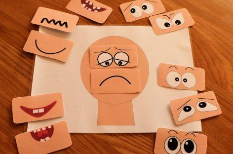 Научите децу да препознају емоције и изразе лица