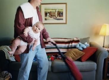 Тата признао: Није лако бити мама