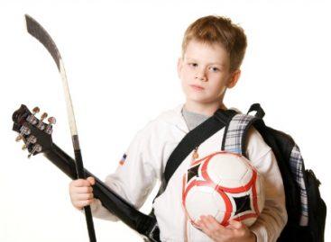 Последице које настају код деце као резултат превише активности и играчака