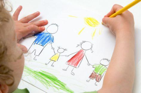 Дечији цртежи говоре о интелигенцији